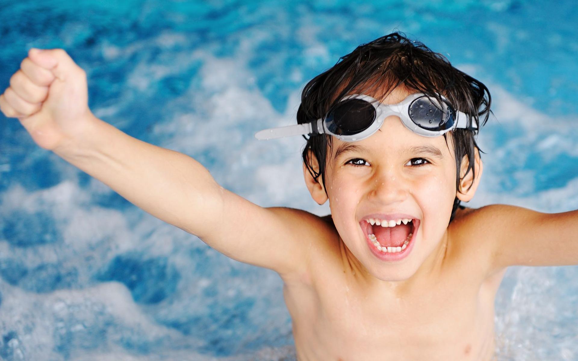 Einzelunterricht Schwimmen